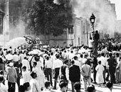 حريق القاهرة - أرشيفية