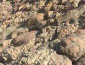 تلال صخرية فى سلطنة عمان
