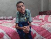 """طالب الصيدلة عمر مجدي من الشرقية الملقب بــ""""فلتة الكيمياء """""""