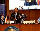 وزير البترول خلال منتدي غاز شرق المتوسط