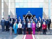الأكاديمية الوطنية للتدريب تستقبل وزيرة التخطيط