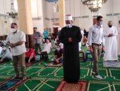 إفتتاح مساجد