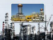 مراحل استخلاص الغاز الطبيعى