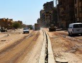 تطوير طريق خان أسوان
