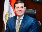 المستشار محمد عبد الوهاب الرئيس التنفيذى لهيئة الاستثمار