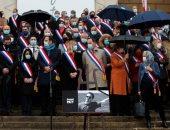 وقفة ضد التطرف فى فرنسا