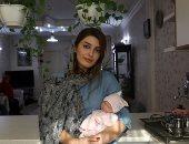 مصممة الدمى الإيرانية مريم أجايى