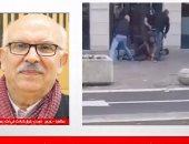 تغطية من فرنسا حول حادث الطعن