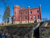 القصر المهجور