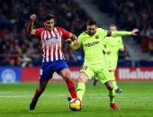 برشلونة ضد اتلتيكو مدريد
