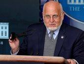 روبرت ريدفيلد مدير مركز السيطرة على الامراض