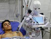 الروبوت الذى قد يختبر فيروس كورونا