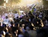 مراسم تشييع جثمان مارادونا