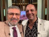 مصطفى درويش وعمرو الليثى