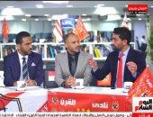 إسلام الشاطر باستديو تلفزيون اليوم السابع