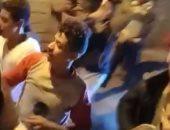 جماهير الأهلى بالمنيا تحتفل فى الشوارع بعد التتويج بالأميرة الأفريقية
