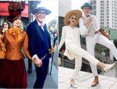 زوجان ألمان يتحدون السن ويستمتعون بأجمل لحظات العمر