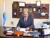 اللواء عبد الحميد عصمت رئيس شركة مياه القناة
