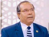 الدكتور عبد الله زغلول رئيس مركز بحوث الصحراء