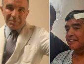 مارادونا وطبيبه السابق