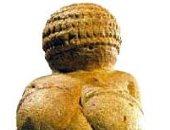 تمثال من العصر الحجرى