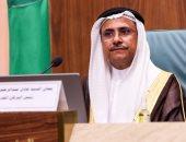 رئيس البرلمان العربى عادل العسومى