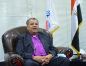 الدكتور أندرية زكى رئيس الطائفة الإنجيلية