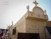 مدفن كنيسة - أرشيفية