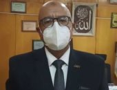الدكتور محمد يوسف وكيل وزارة الصحة بمحافظة بنى سويف