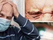 أعراض سلالة فيروس كورونا الجديدة في عينيك