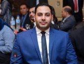 أحمد تيسير مطر نائب رئيس حزب ارادة جيل وعضو تنسيقية شباب الأحزاب