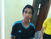 محمد عويس حلمي لاعب بيراميدز