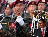 قوات ميانمار- أرشيفية