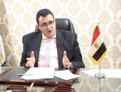 الدكتور خالد مجاهد المتحدث باسم وزارة الصحة والسكان