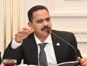 النائب أشرف رشاد الشريف ممثل الأغلبية بمجلس النواب
