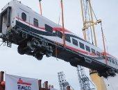عربات السكة الحديد الجديدة