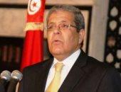 عثمان الجرندى وزير الخارجية التونسى