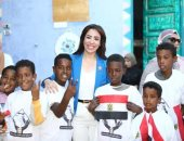النائبة غادة  على عضو مجلس النواب عن تنسيقية شباب الأحزاب والسياسيين