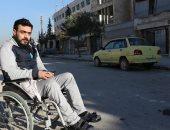 الشاب السورى