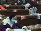امتحانات الفصل الدراسي الأول بجامعة القاهرة