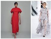 جانب من أزياء ربيع وصيف 2021