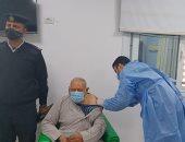 تطعيم كبار السن بلقاح كورونا