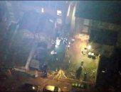 الشرطة البريطانية تقتحم حفل مخالف لقواعد الإغلاق