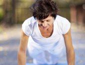 ممارسة الرياضة فوق سن الأربعين