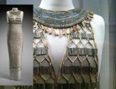 فستان مصرى قديم