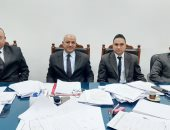 المستشار نسيم بيومى رئيس محكمة جنايات الزقازيق