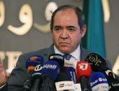 وزير الخارجية الجزائرى صبرى بوقادوم