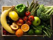 خضروات وفاكهة - ارشيفية