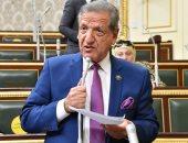 الدكتور فخري الفقي رئيس لجنة الخطة والموازنة بمجلس النواب