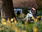 طقس الربيع في بريطانيا